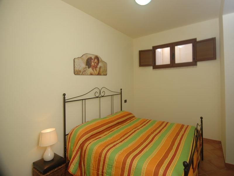 Bilder Villa Juliette_Castellammare_del_Golfo_41_Doppelbett in Sizilien Nordküste Sizilien