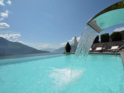Bilder Ferienwohnung Comer See Larianella_Vercana_26_Panorama in Lombardei