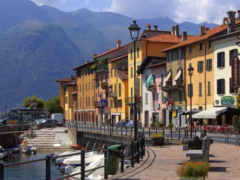 Bilder Ferienwohnung Comer See Lucia_Vercana_60_Landschaft in Lombardei