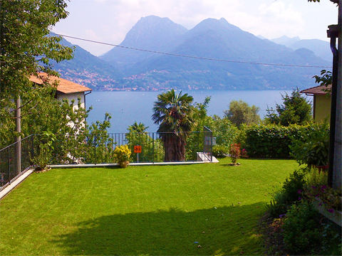 Picture of Lake Como apartment Marena_San_Siro_20_Garten