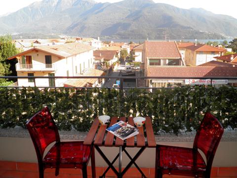Bilder Rustico Margherita_Gravedona_10_Balkon in Comer See Lombardei