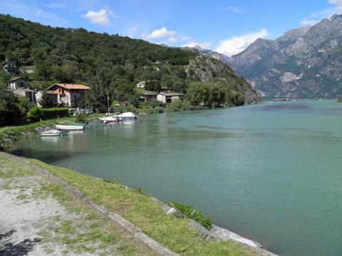 Bilder Ferienwohnung Maria_Sorico_65_Strand in Comer See Lombardei
