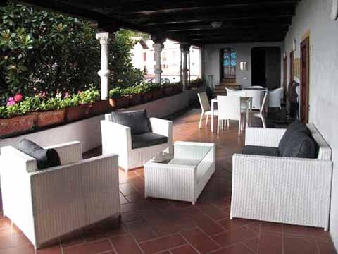 Picture of Lake Como apartment Mariucca_Camelia_754_Lesa_10_Balkon