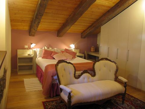 Bilder Ferienwohnung Mariucca_Camelia_754_Lesa_41_Doppelbett in Lago Maggiore Piemont