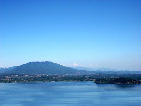 Bilder Ferienwohnung Lago Maggiore Mariucca_Magnolia_756_Lesa_25_Panorama in Piemont