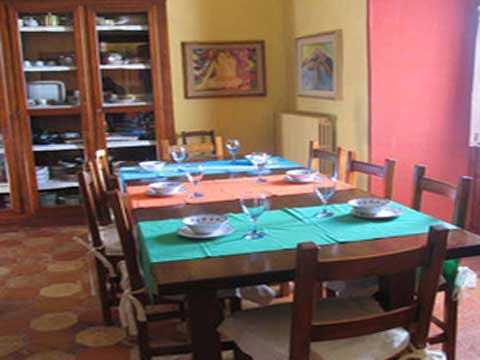 Bilder Ferienwohnung Lago Maggiore Mariucca_Magnolia_756_Lesa_36_Kueche in Piemont