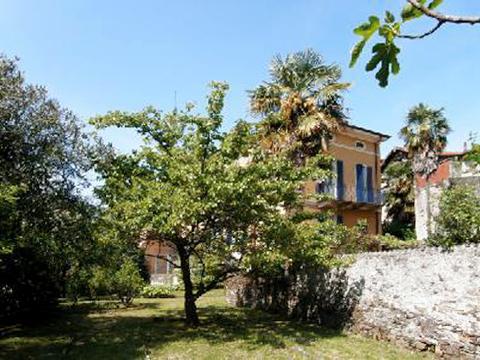 Bilder Ferienhaus Lago Maggiore Max_2201_Pino_21_Garten in Piemont