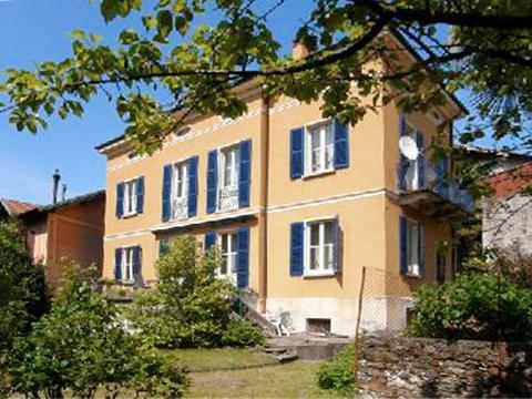 Bilder Ferienhaus Lago Maggiore Max_2201_Pino_55_Haus in Piemont