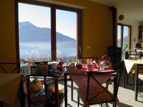 Picture of Lake Como apartment Melissa_Dalia_Vercana_30_Wohnraum