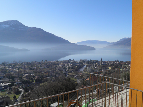 Picture of Lake Como apartment Melissa_Magnolia_Vercana_10_Balkon