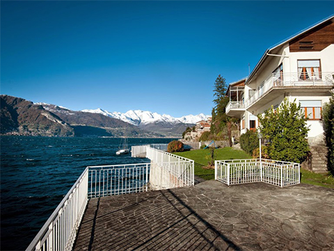 Picture of Lake Como apartment Miky_Secondo_Dervio_10_Balkon