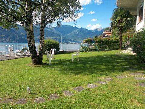 Bilder Ferienhaus Miky_Secondo_Dervio_20_Garten in Comer See Lombardei
