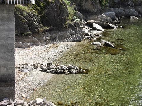 Bilder Ferienwohnung Miky_Secondo_Dervio_65_Strand in Comer See Lombardei
