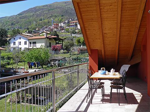 Bilder Ferienwohnung Nella_Pianello_del_Lario_21_Garten in Comer See Lombardei