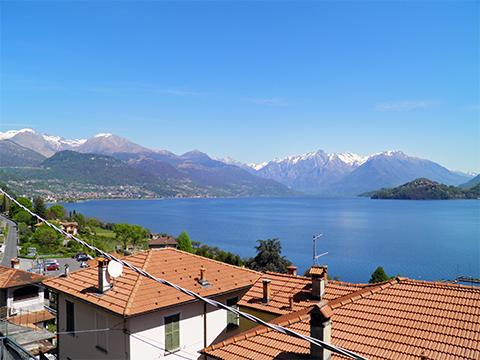 Bilder Ferienwohnung Nella_Pianello_del_Lario_25_Panorama in Comer See Lombardei
