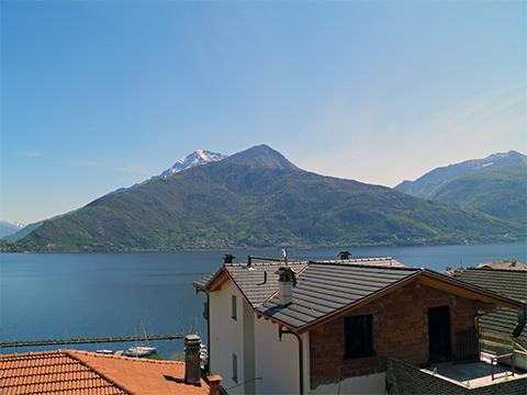 Bilder Ferienwohnung Nella_Pianello_del_Lario_26_Panorama in Comer See Lombardei