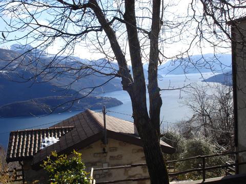 Bilder Ferienwohnung Nino_Naro-Gravedona_25_Panorama in Comer See Lombardei
