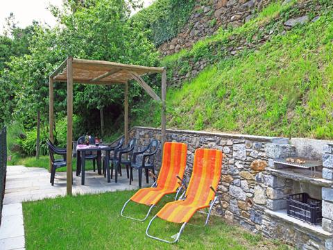 Bild von ferienhaus am Comersee Norenga_Domaso_20_Garten