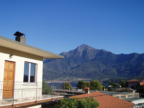 Bilder Wellness Ferienwohnung Norenga_Domaso_26_Panorama in Comer See Lombardei