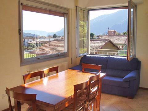 Bilder Ferienwohnung Norenga_Domaso_30_Wohnraum in Comer See Lombardei