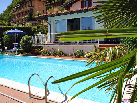 Picture of Lake Como apartment Palazzetta_Domaso_15_Pool