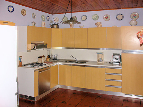 Bilder Ferienwohnung Palazzetta_Domaso_40_Doppelbett-Schlafzimmer in Comer See Lombardei