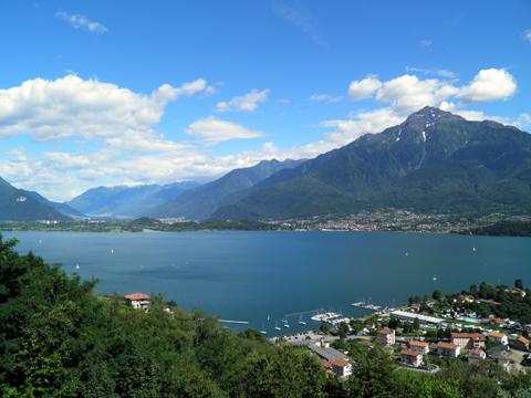 Bilder Ferienwohnung Panorama_Vercana_25_Panorama in Comer See Lombardei