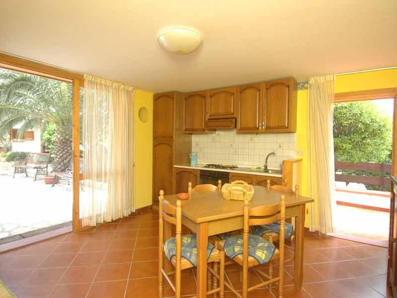 Bilder Villa Patric_2_Castellammare_del_Golfo_35_Kueche in Sizilien Nordküste Sizilien