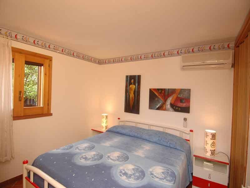 Bilder Villa Patric_2_Castellammare_del_Golfo_40_Doppelbett-Schlafzimmer in Sizilien Nordküste Sizilien