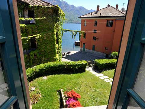Foto van Appartement Comomeer Pescallo_primo_piano_Bellagio_25_Panorama