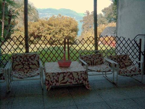 Picture of Lake Como apartment Portici_576_Stresa_10_Balkon