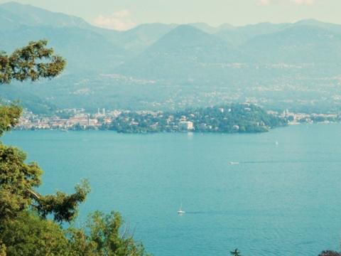 Bilder Ferienwohnung Portici_576_Stresa_25_Panorama in Lago Maggiore Piemont