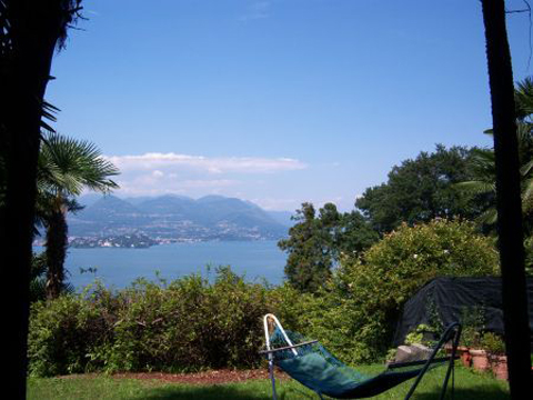 Bilder Ferienwohnung Portici_576_Stresa_26_Panorama in Lago Maggiore Piemont