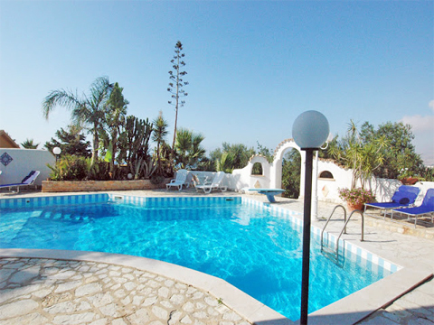 Bilder Villa Romantica_49__15_Pool in