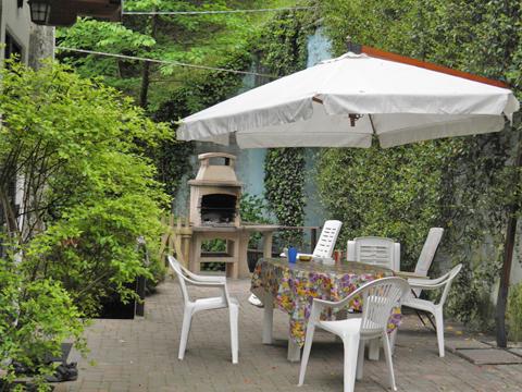 Bilder Ferienhaus Comer See Romantica_Rezzonico_11_Terrasse in Lombardei