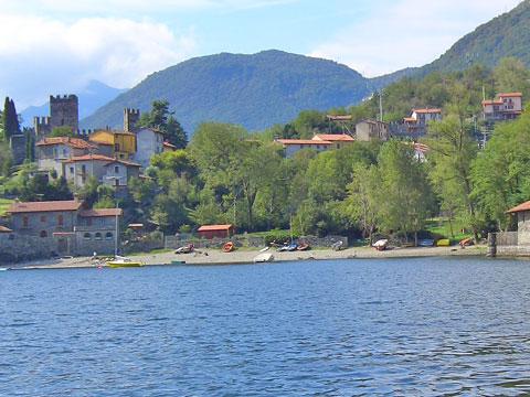 Bilder Ferienhaus Comer See Romantica_Rezzonico_25_Panorama in Lombardei