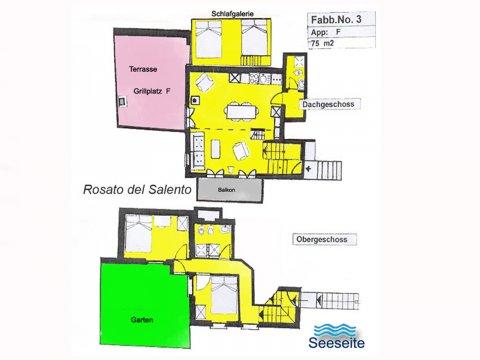 Bilder Ferienhaus Comer See Rosato_Gravedona_70_Plan in Lombardei