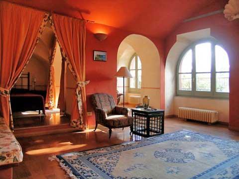 Bilder  Rusconi_Duett_2260_Verbania_40_Doppelbett-Schlafzimmer in Lago Maggiore Piemont
