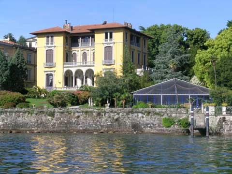 Bilder Ferienwohnung Rusconi_Quartett_2266_Verbania_20_Garten in Lago Maggiore Piemont