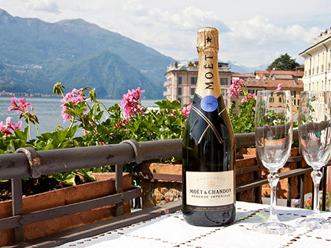 Picture of Lake Como apartment Sogno_Bellagio_10_Balkon