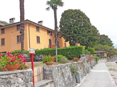 Bilder Ferienhaus Sostra_Domaso_65_Strand in Comer See Lombardei