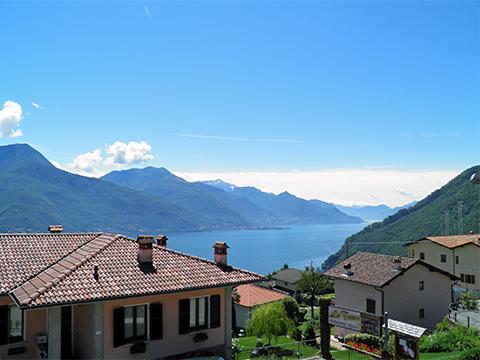 Lago di Como immagine di Appartamento a Stazzona