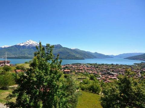 Bilder Ferienwohnung Tony_Gravedona_25_Panorama in Comer See Lombardei