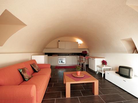 Bilder Ferienwohnung Tony_Gravedona_35_Kueche in Comer See Lombardei