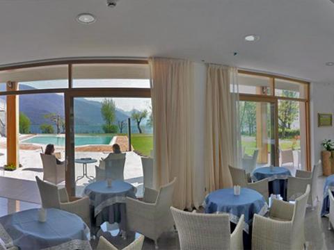 Bilder Hotel Comer See Tullio_Gravedona_31_Wohnraum in Lombardei