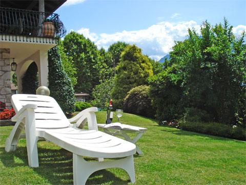 Bilder Ferienwohnung Veronica_Gravedona_10_Balkon in Comer See Lombardei