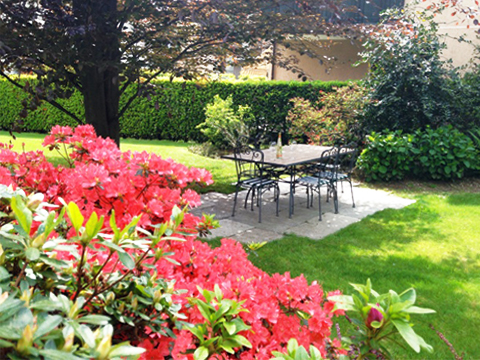 Bilder Ferienwohnung Veronica_Gravedona_21_Garten in Comer See Lombardei
