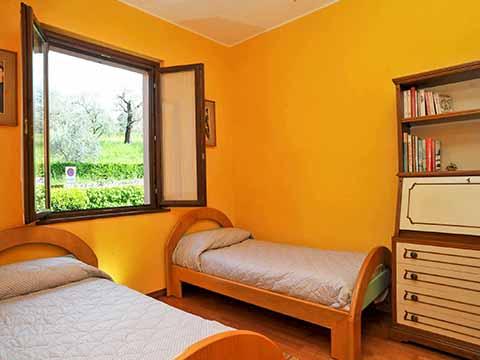 Bilder Villa Comer See Villa_parco_Bellagio_45_Schlafraum in Lombardei
