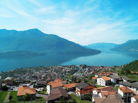Bilder Ferienwohnung Vista_Vercana_25_Panorama in Comer See Lombardei