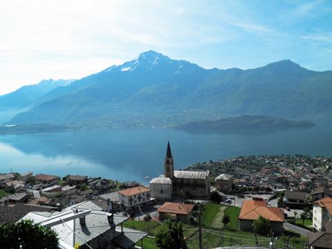 Bilder Ferienwohnung Vista_Vercana_26_Panorama in Comer See Lombardei